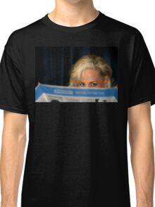 Blond Girl Classic T-Shirt