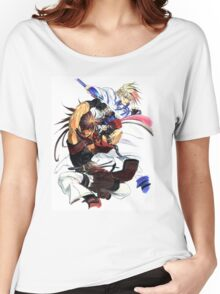 Guilty Gear - Sol & Ky Women's Relaxed Fit T-Shirt
