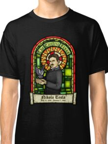 Tesla: The Electric Jesus Classic T-Shirt