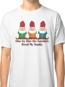 One By One The Gnomes Classic T-Shirt