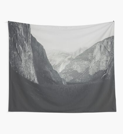 Yosemite Valley VI Wall Tapestry