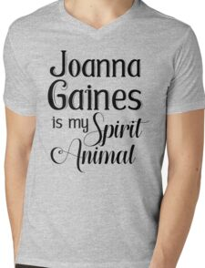 Joanna Gaines Is My Spirit Animal Mens V-Neck T-Shirt