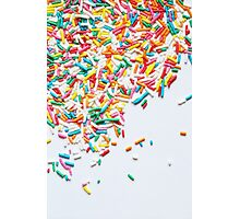 Sprinkles Party I Photographic Print