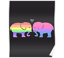 TJLC Elephants (no text ver.) Poster