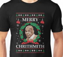 Mike Tyson - Merry Christmas Unisex T-Shirt