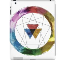 Everything Was Sound Silent Planet (Just Artwork) iPad Case/Skin