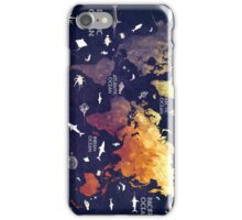 world map 11 iPhone Case/Skin