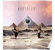 Northlane Singularity Poster