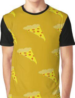 Mmmm, Pizza Graphic T-Shirt