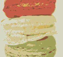 Macaron Stack Sticker