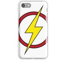 Lighting Bolt Logo iPhone Case/Skin