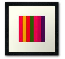 Introspective Pet Shop Boys Framed Print