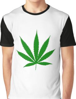 WEED! Graphic T-Shirt