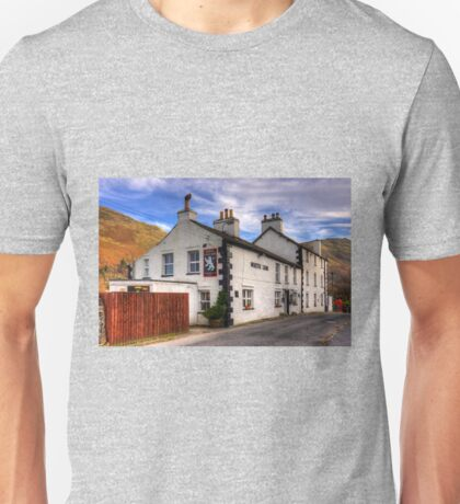 The White Lion at Patterdale Unisex T-Shirt