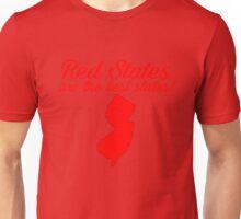 Red Best New Jersey Republican Election 2016 T-Shirt Unisex T-Shirt