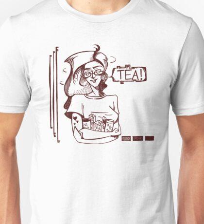 TEA! Unisex T-Shirt