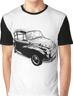 Morris 1000 Saloon Graphic T-Shirt