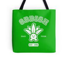Oddish - College Style Tote Bag