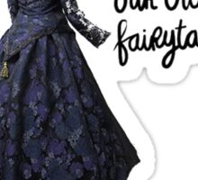 SwanQueen - Own Fairytale Sticker