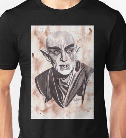 Count Orlok (Nosferatu) Unisex T-Shirt
