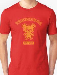 Teddiursa - College Style (Gold) T-Shirt