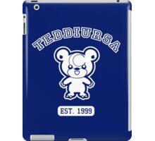 Teddiursa - College Style (White) iPad Case/Skin