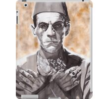 Imhotep (The Mummy) iPad Case/Skin
