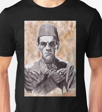 Imhotep (The Mummy) Unisex T-Shirt
