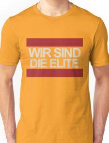WIR SIND DIE ELITE Unisex T-Shirt