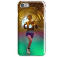 Running is better than drugs iPhone Case/Skin