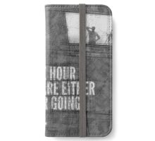 Success Quote For Motivating Everyday iPhone Wallet/Case/Skin