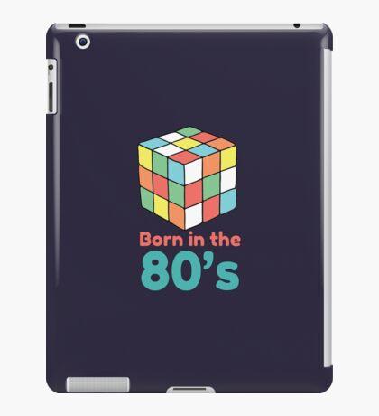 Oldies Serie iPad Case/Skin
