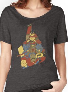 Avenging Samurai Pikachu Women's Relaxed Fit T-Shirt
