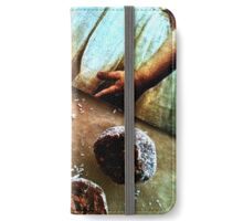 Still Life With Raw Chocolate iPhone Wallet/Case/Skin