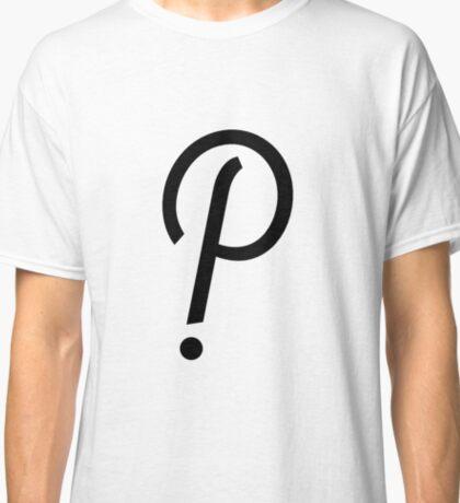 Panic! Black Classic T-Shirt