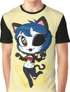Meow Wow Graphic T-Shirt