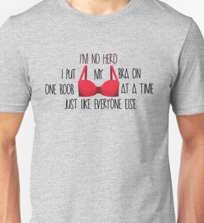 Heros Wear Bras Unisex T-Shirt