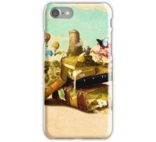 To Lands Away iPhone Case/Skin