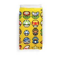 Powerups Duvet Cover
