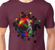 Snake & Lips (Space Edition) Unisex T-Shirt
