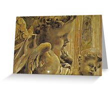 Angelic Greeting Card