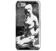 Mathematics Woman iPhone Case/Skin