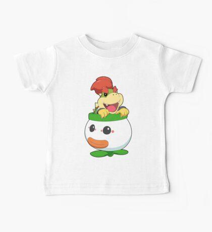 Super Smash Bros. Bowser Jr. Baby Tee