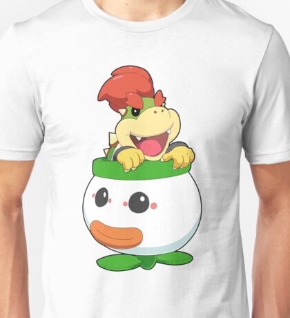 Super Smash Bros. Bowser Jr. Unisex T-Shirt