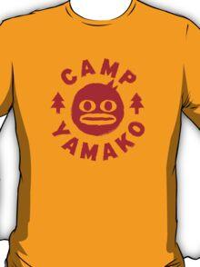 Camp Yamako counselor tee T-Shirt