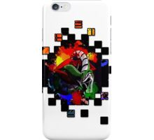 Snake & Lips (Space Edition) iPhone Case/Skin