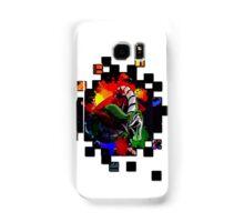 Snake & Lips (Space Edition) Samsung Galaxy Case/Skin