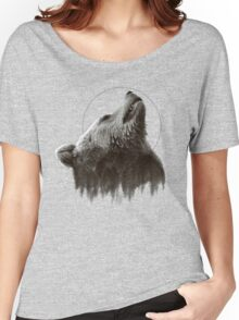 Holy Bear Women's Relaxed Fit T-Shirt