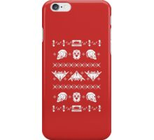 Merry Christmas A-Holes iPhone Case/Skin