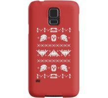 Merry Christmas A-Holes Samsung Galaxy Case/Skin